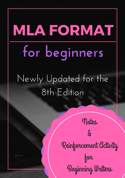 MLA Format and Notes for Beginners