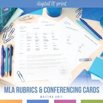 MLA Research Rubrics