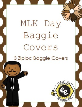 MLK Baggie Cover