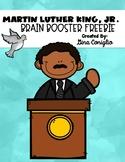 MLK Brain Booster Freebie