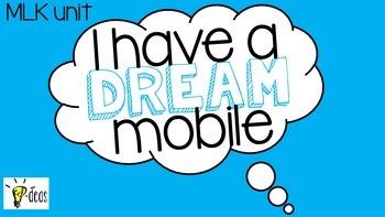 MLK: I Have a Dream Mobile