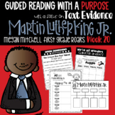 MLK Jr. Unit for Primary Teachers