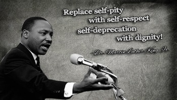 MLK Quote to Think About