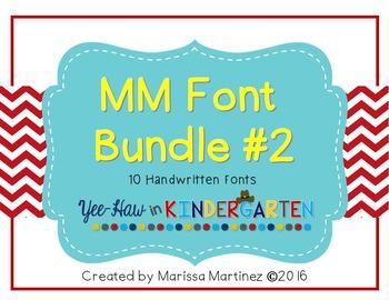 MM Font Bundle 2