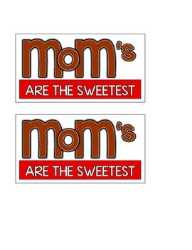 M&M's Mother's Day Gift