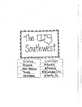 MODIFIED Southwest Puzzle