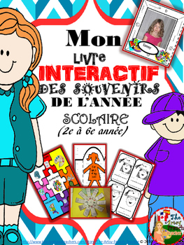 MON LIVRE INTERACTIF DES SOUVENIRS DE L'ANNÉE SCOLAIRE:{25