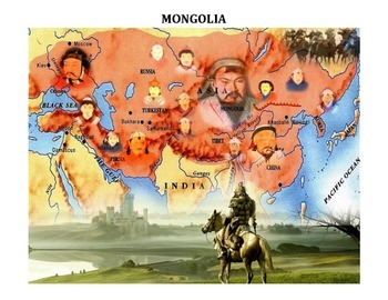 MONGOLIA UNIT (GRADES 4 - 8)