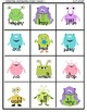 MONSTER ACTIVITY PACKET