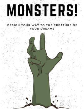 MONSTER! Design and Creative Writing