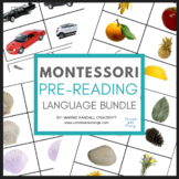 30+ Pages MONTESSORI Language Pre-Reading Materials