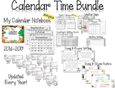30% off!! CALENDAR TIME MORNING WORK - Bundle