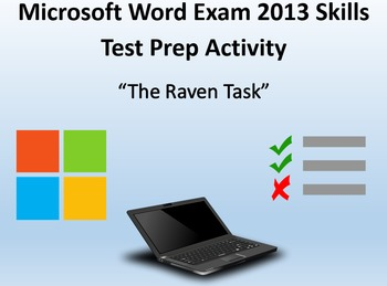 MOS Microsoft Word 2013 Certification Exam Review 5