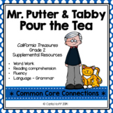 MR. PUTTER & TABBY POUR THE TEA - COMMON CORE CONNECTIONS