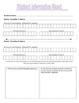 Back To School, MS Docs: Info Sheet, Interest Inventory, I