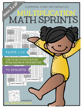 MULTIPLICATION MATH SPRINTS