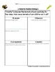 MULTIPLICATION PROBLEM SOLVING PACKET 6 pages