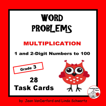 WORD  PROBLEMS to 100  MULTIPLICATION | Humorous Bird Stor