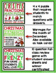 MULTIPLY AND DIVIDE FRACTIONS CHRISTMAS BUNDLE