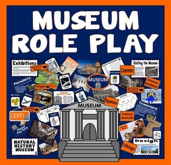 MUSEUM ROLE PLAY SHOP TEACHING RESOURCES KS1 KS2 HISTORY S