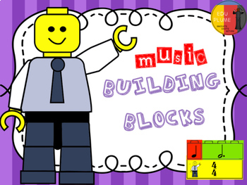 MUSIC BUILDING BLOCKS - Inspired by lego