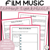 MUSIC - Music and the Movies with Super Six Reading Strategies