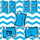 Music Class Aqua Blue Décor with Kodaly Posters, Games, Mu