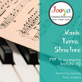 MUSIC: Structure Terms