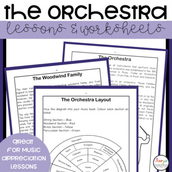 MUSIC: Instruments of the Orchestra with Super Six Reading