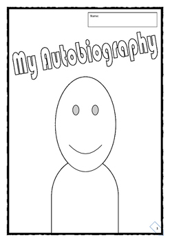 MY Autobiography Booklet