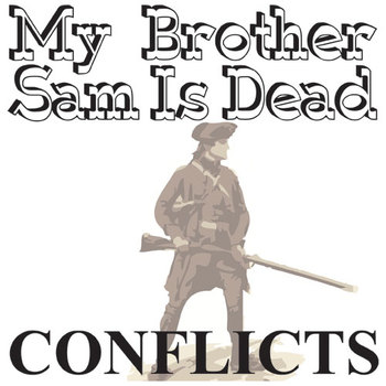 MY BROTHER SAM IS DEAD Conflict Graphic Organizer - 6 Type