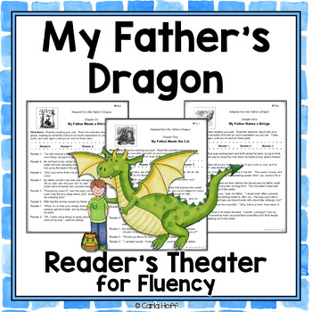 MY FATHER'S DRAGON - Readers' Theater Scripts for Fluency