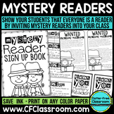 MYSTERY READER PRINTABLES | PARENT VOLUNTEER | MYSTERY REA