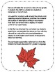 {Ma feuille!} *Freebie* Fall activity for grade 2 French I