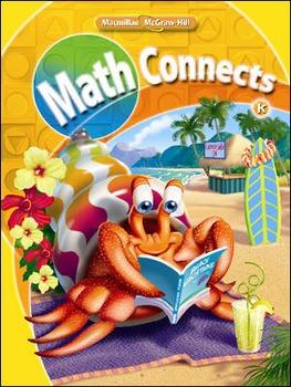 MacMillan McGraw-Hill N.C. Math Connects Kindergarten Stud