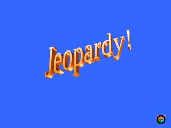 MacMillan/McGraw Hill Science Chapter 4 Jeopardy Review