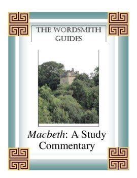 Macbeth - A Study Commentary (Student Edition)