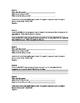 Macbeth Argumentative Essay Graphic Organizer/Outline for