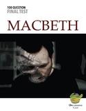 Macbeth Final Test