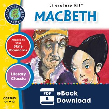 Macbeth - Literature Kit Gr. 9-12