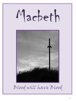 Macbeth: Homework Bundle Only