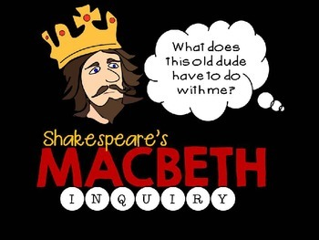 Macbeth - Activities & Assignments that Make it Real