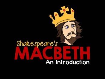 Macbeth Intro Slide Show