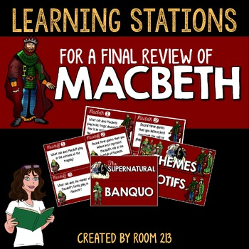 Macbeth Learning Stations
