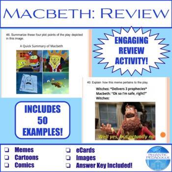 Macbeth Review: Memes, Cartoons, eCards, & Images