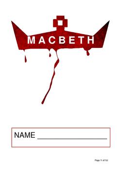 Macbeth Student Workbook
