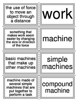 Machine Vocabulary