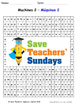 Machines in Spanish Worksheets, Games, Activities and Flas