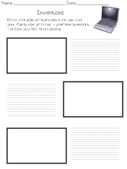 Macmillan Unit 5, Week 3 -Writing Center (freebie)