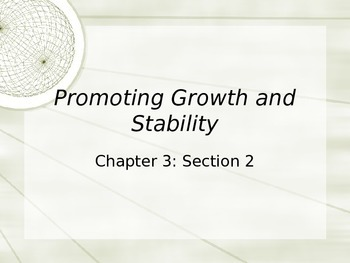 Macro V. Micro & Public/Private Goods PowerPoint Notes and